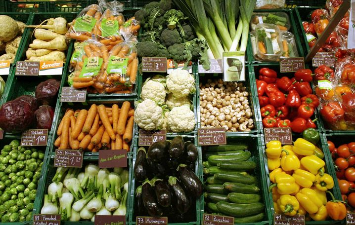 Bio-Gemüse (in Frankfurt am Main): Tiefgreifende Skepsis
