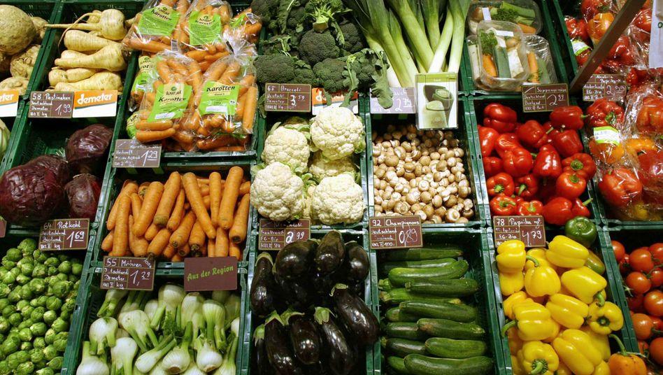 Gemüse bei Alnatura: Das Unternehmen zeigt sich betroffen
