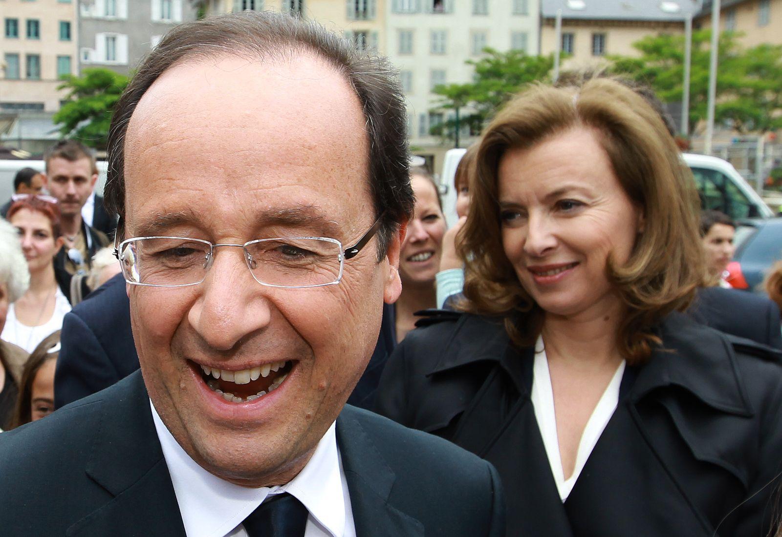 Hollande / Trierweiler