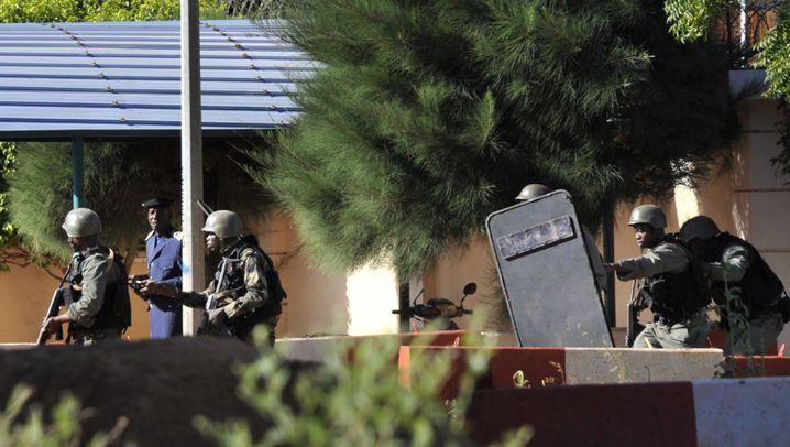 Terror in Mali: Angriff auf Hotel in Bamako