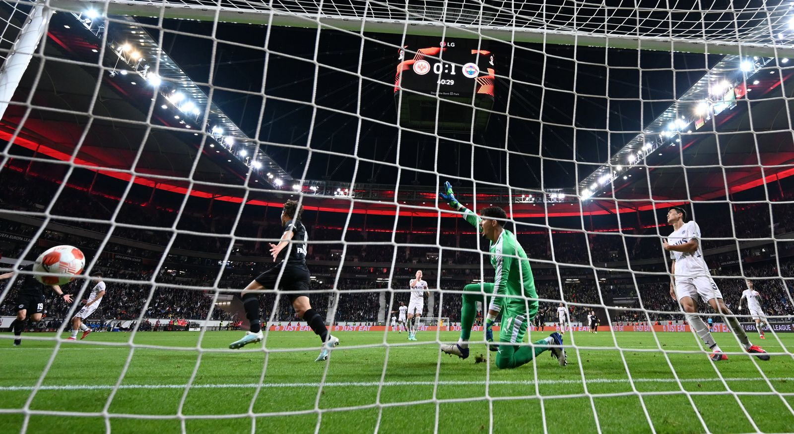 Eintracht Frankfurt - Fenerbahce Istanbul