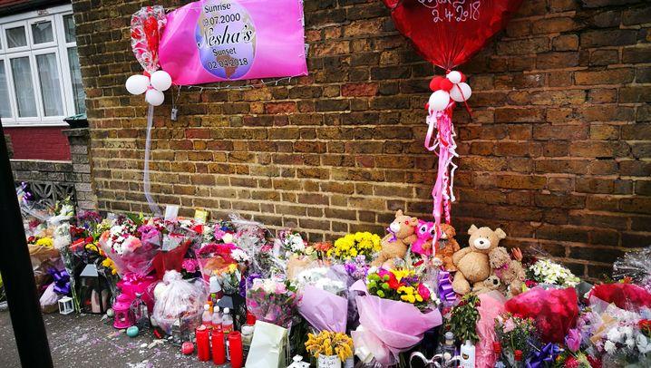 Tödliche Gewalt in britischer Hauptstadt: Tatort London
