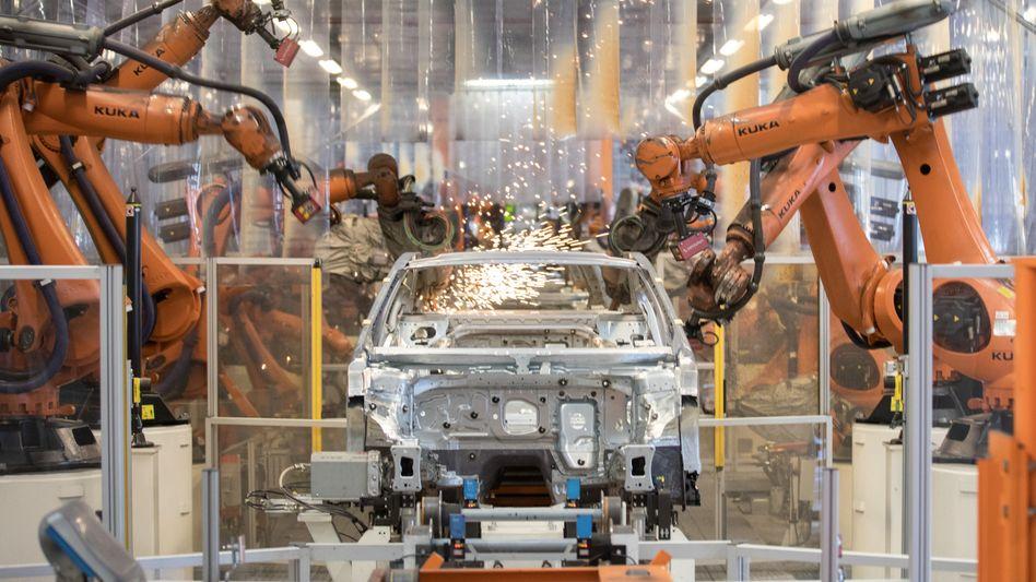 Volkswagen Werk Emden: Skeptische Distanz