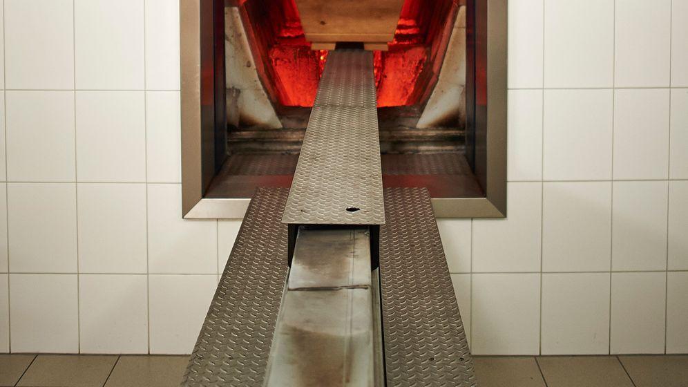 Umweltfreundliche Krematorien: Sauber im Abgang