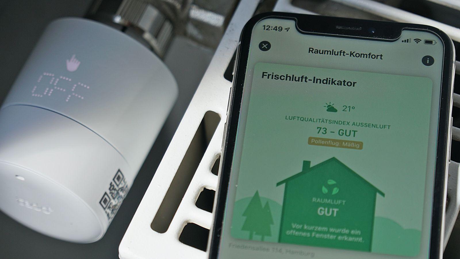 Smarthome mit Homekit