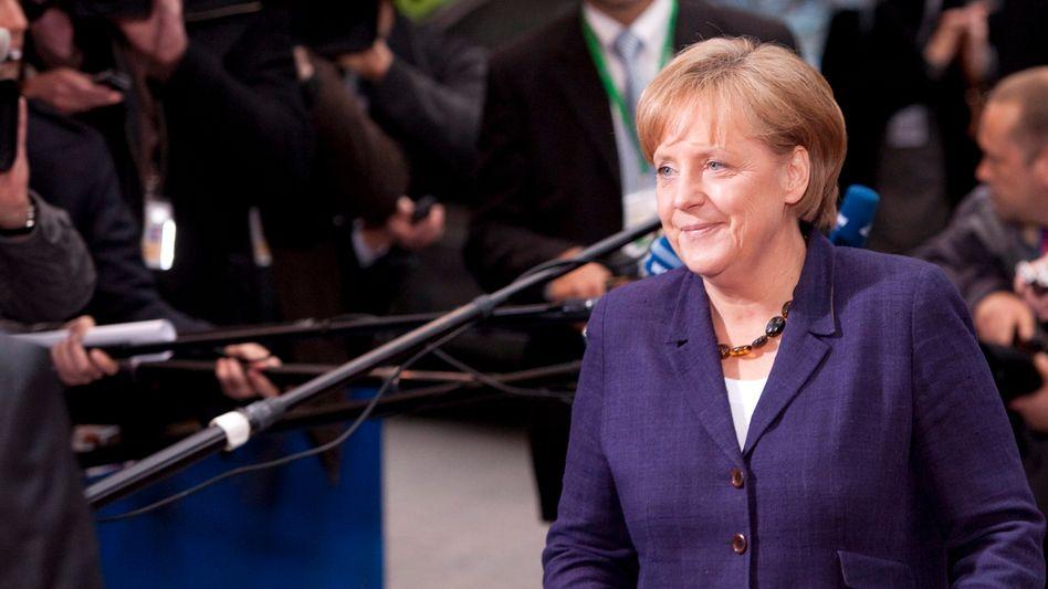 Merkel in Brüssel: Gewachsene deutsche Dominanz