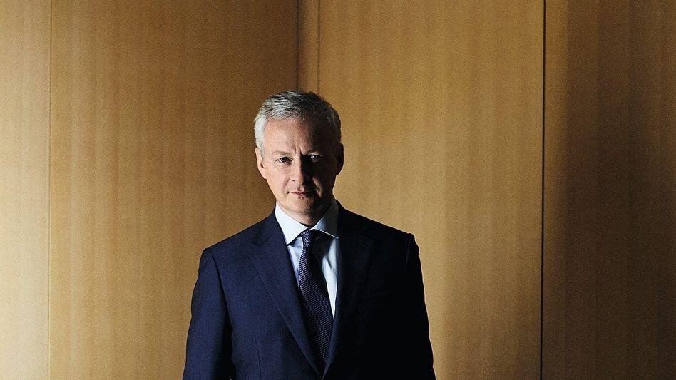 Minister Le Maire