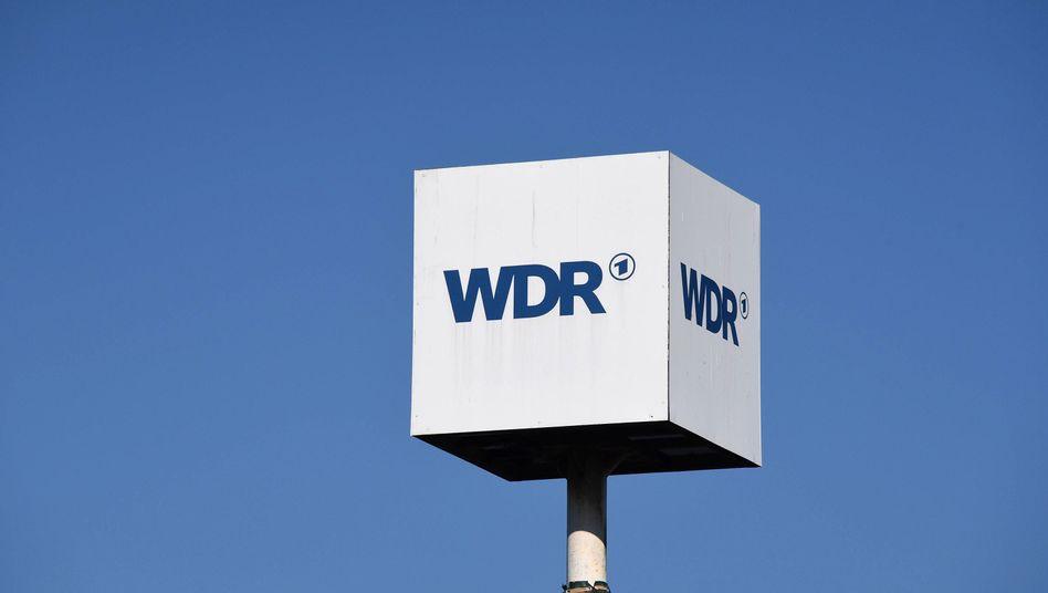 Das Logo des WDR