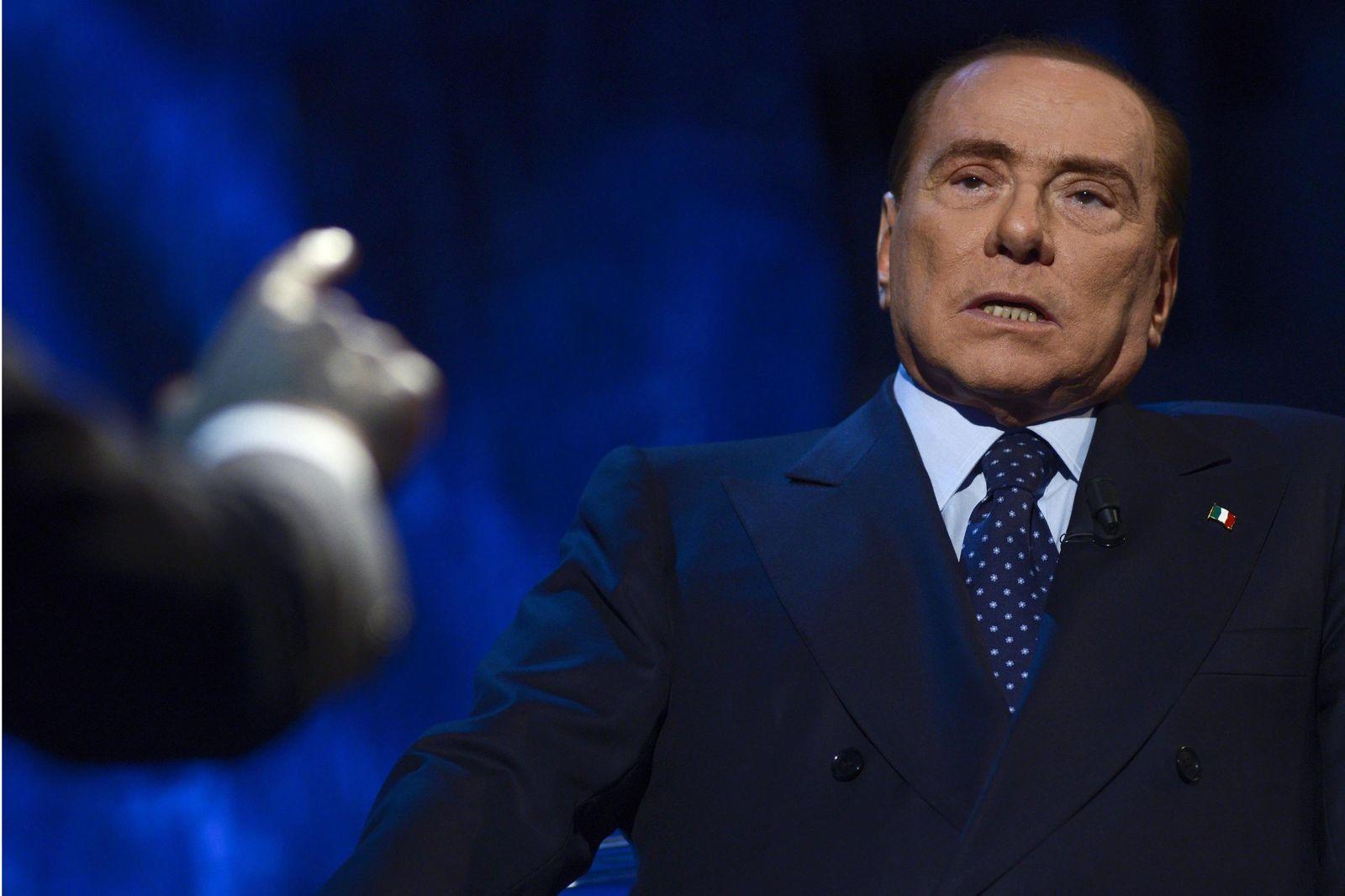 XXL Finanzkrise/ Silvio Berlusconi