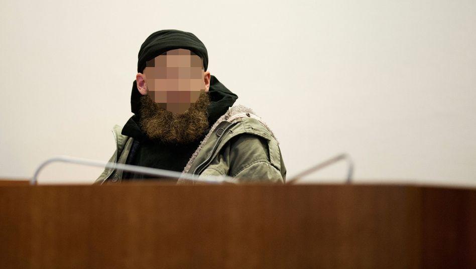 """Verurteilter Messerstecher Murat K.: """"Die Deutschen sind zum Greifen nah"""""""