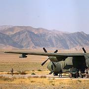 """Deutsche Transall-Maschine in Afghanistan: """"Zeitlich begrenzte"""" Aushilfe im Süden"""