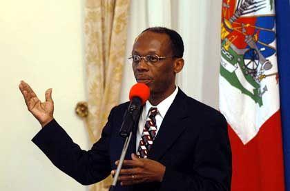 Jean Bertrand Aristide: Einst das Idol der Haitianer, heute das Hassobjekt