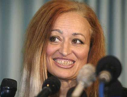 Sieht sich als Mutter der Klone: Brigitte Boisselier
