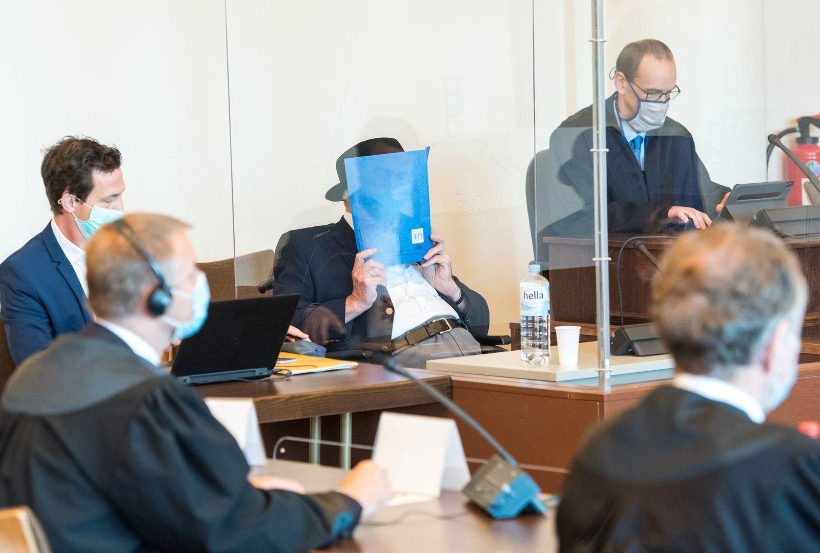 Urteil im Prozess gegen ehemaligen SS-Wachmann