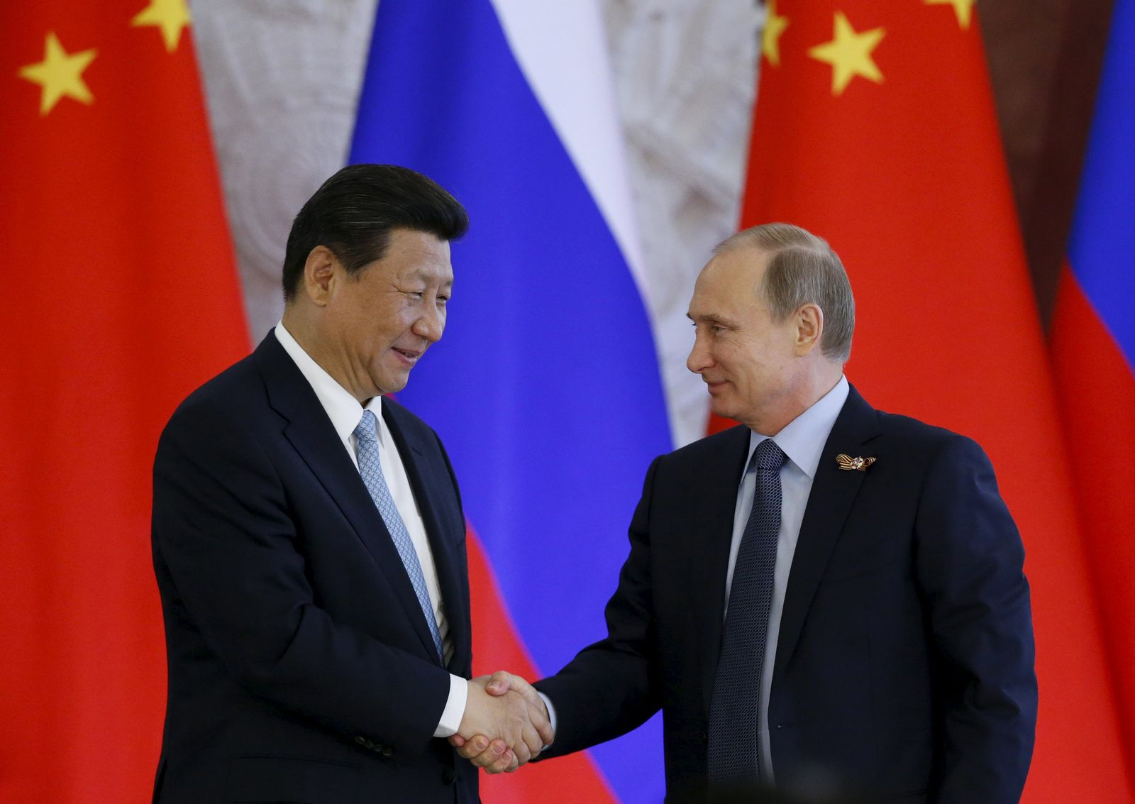 Putin/ Jinping