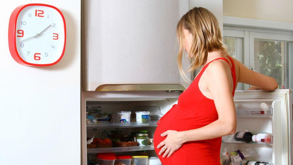 Dürfen essen was schwangere nicht Was darfst
