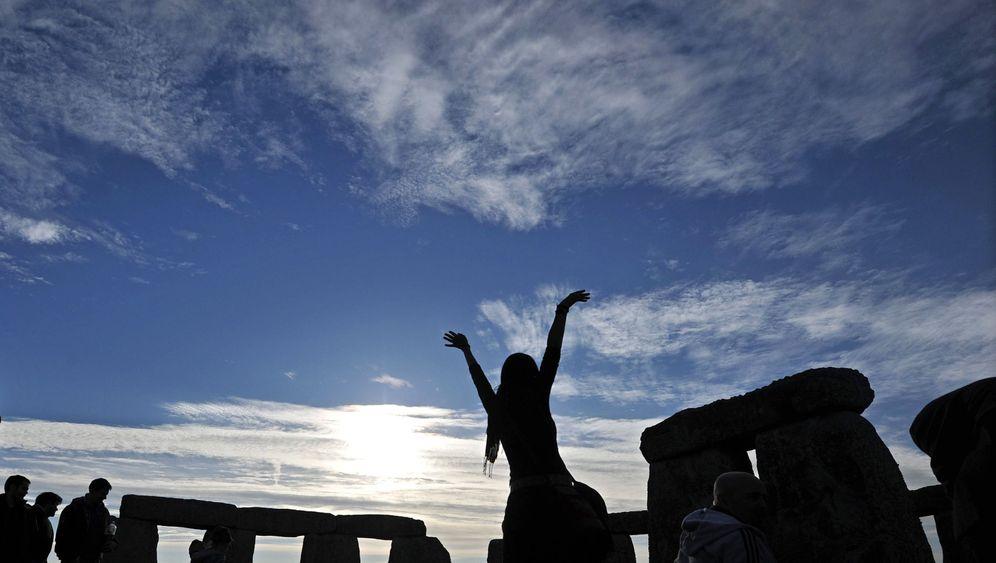 Stonehenge: Sonnenwende im Steinkreis