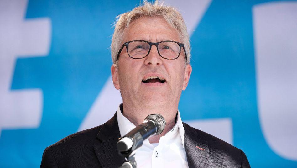 Hermann-Josef Klüber (CDU): Seit 2017 Vizepräsident des Regierungspräsidiums Kassel