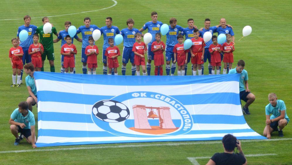 Krim-Turnier: Finale in Sewastopol
