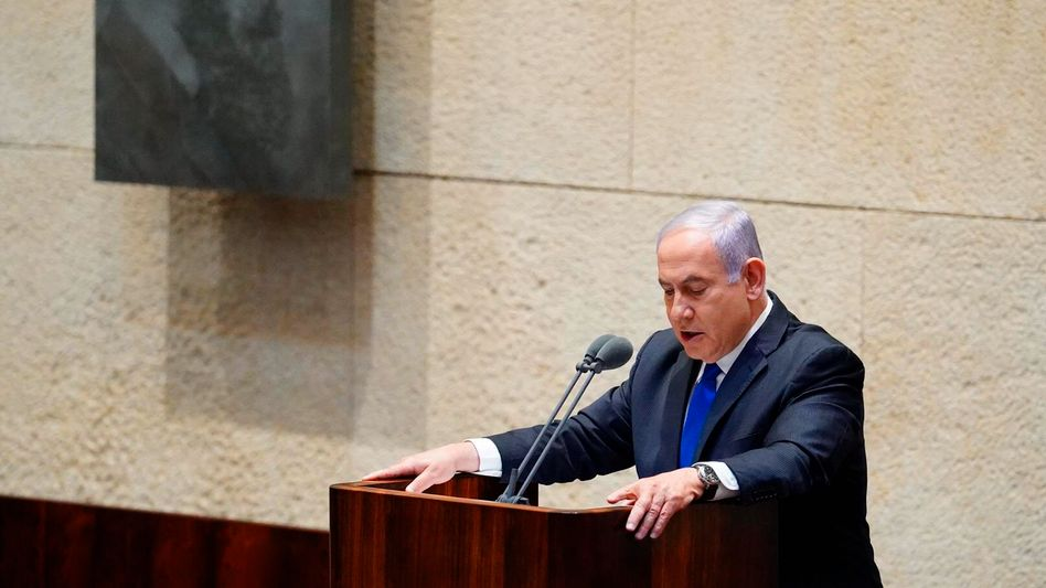 Israels Ministerpräsident Netanyahu: Ihm werden Betrug, Untreue und Bestechlichkeit vorgeworfen