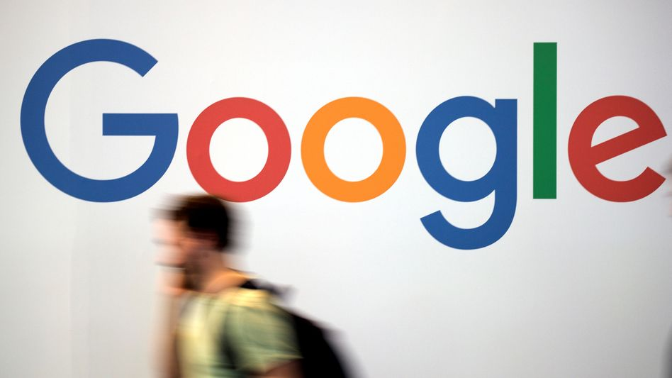 Google-Logo (Symbolbild)
