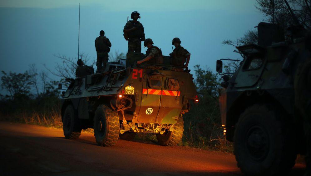 Uno-Blauhelme unter Verdacht: Schutztruppen, die nicht schützen