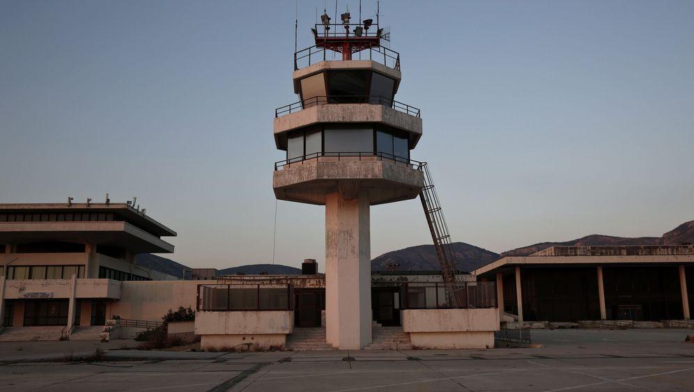 Fotostrecke: Griechenlands Geisterflughafen