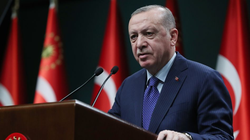 Recep Tayyip Erdoğan: Die türkische Regierung schweigt bisher zu der Kritik am Sommerpalast des Präsidenten