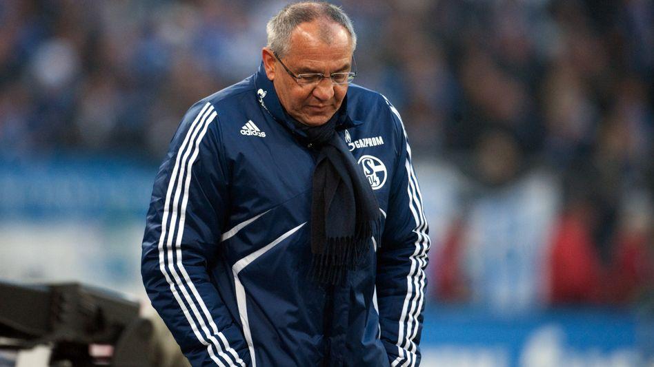 Schalke-Trainer Magath: Der nächste Abgang in der Bundesliga