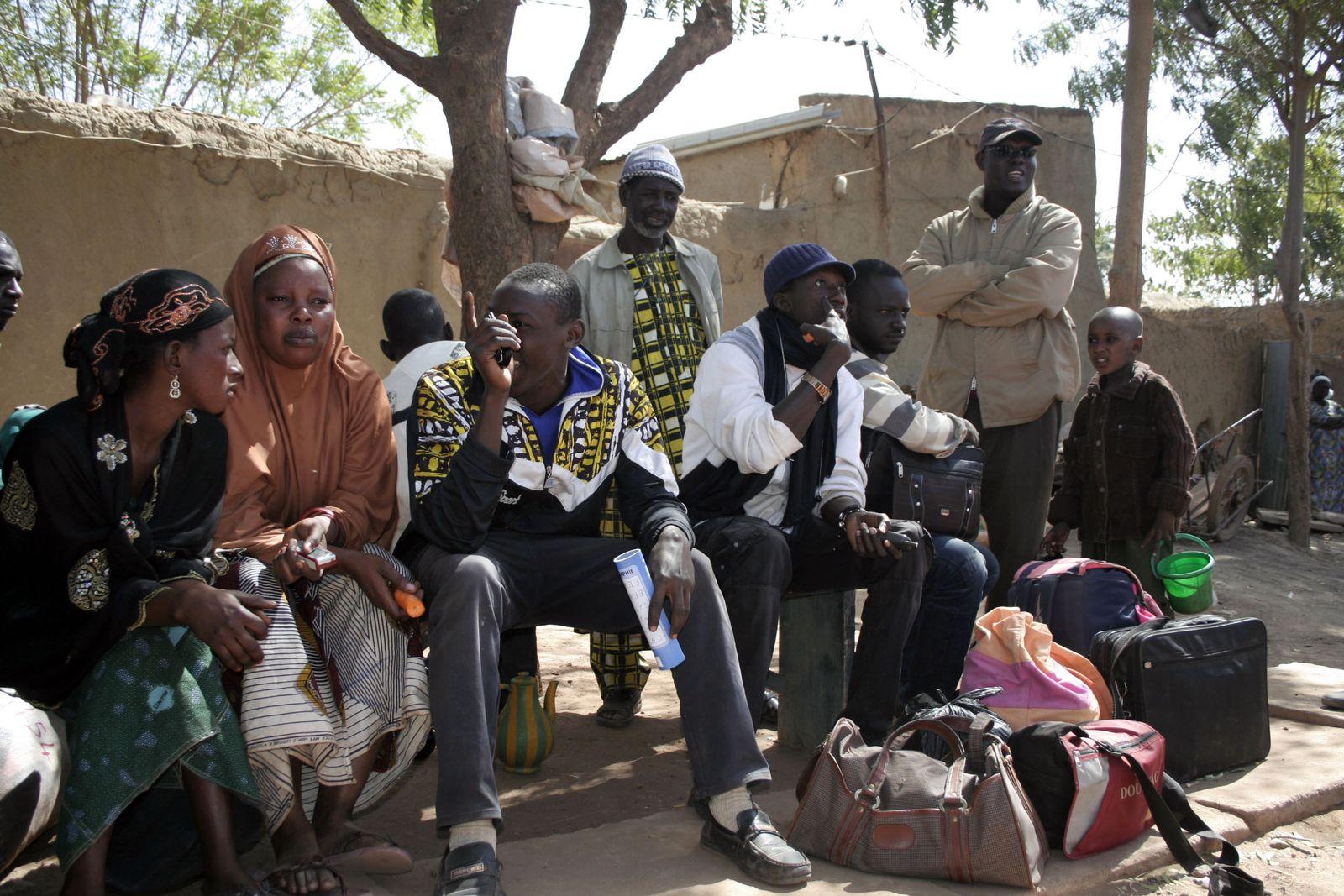 Mali / Flüchtlinge