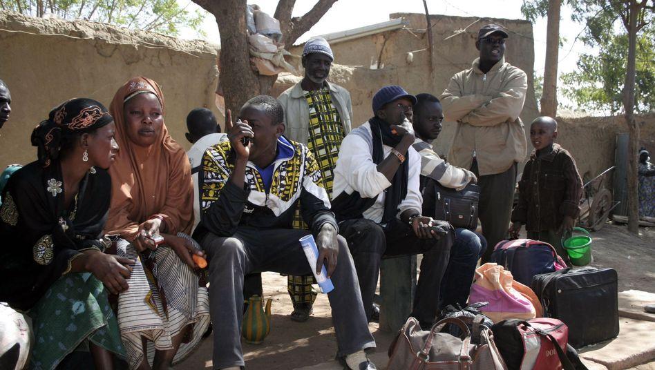 Flüchtlinge in Zentralmali: Brutale Übergriffe der Extremisten