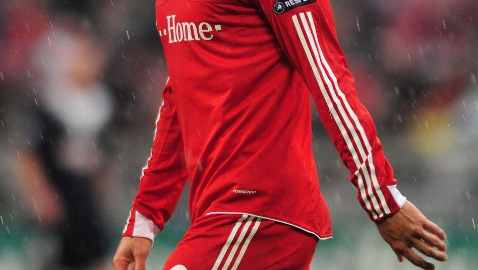 Bayern-Stürmer Toni: Unverständnis und vier lange Monate voller Entbehrungen