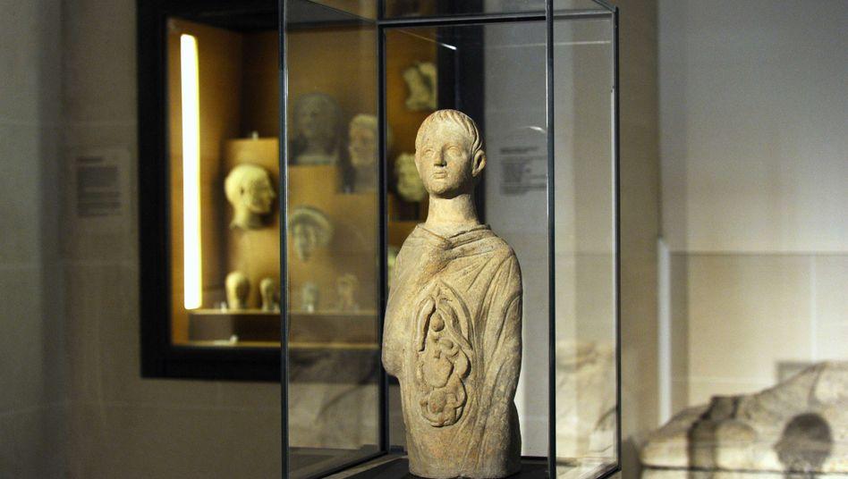 Vom Schlüsselbein bis zur Prostata: Etrusker zeigt im Louvre all seine inneren Organe