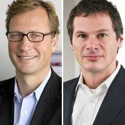 Mathias Müller von Blumencron, Georg Mascolo: Neue SPIEGEL-Doppelspitze