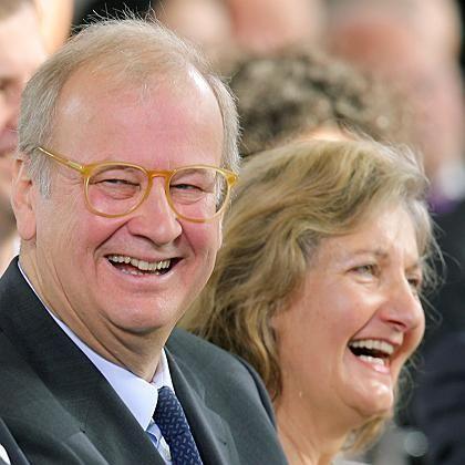 Soziologe Lepenies (mit Ehefrau Annette in der Paulskirche): Kampf gegen Windmühlen der Ignoranz
