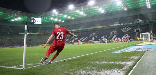 Fußball-Bundesliga: FC Bayern eröffnet gegen Schalke, BVB gegen Gladbach