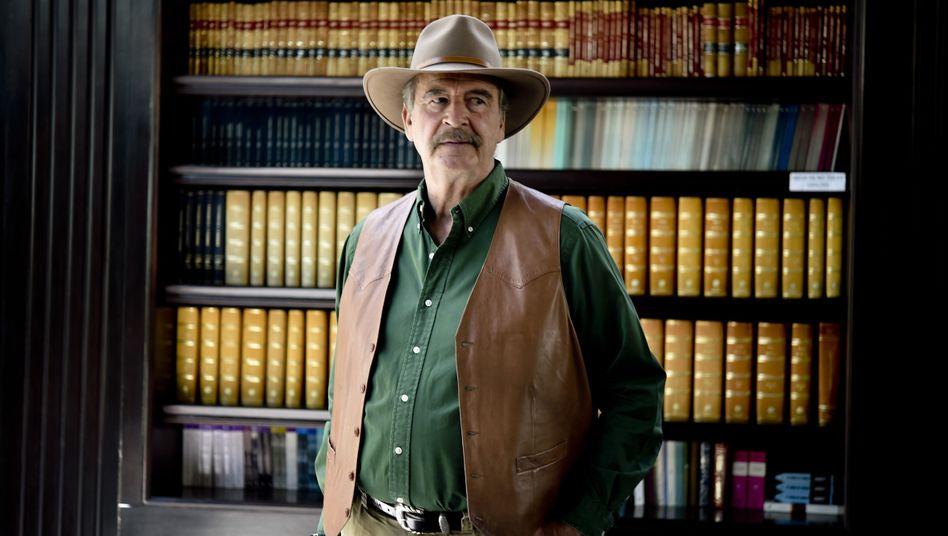 Ex-Präsident Vicente Fox