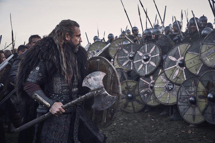 """Wikingerdarstellung in der Serie """"The Last Kingdom"""""""