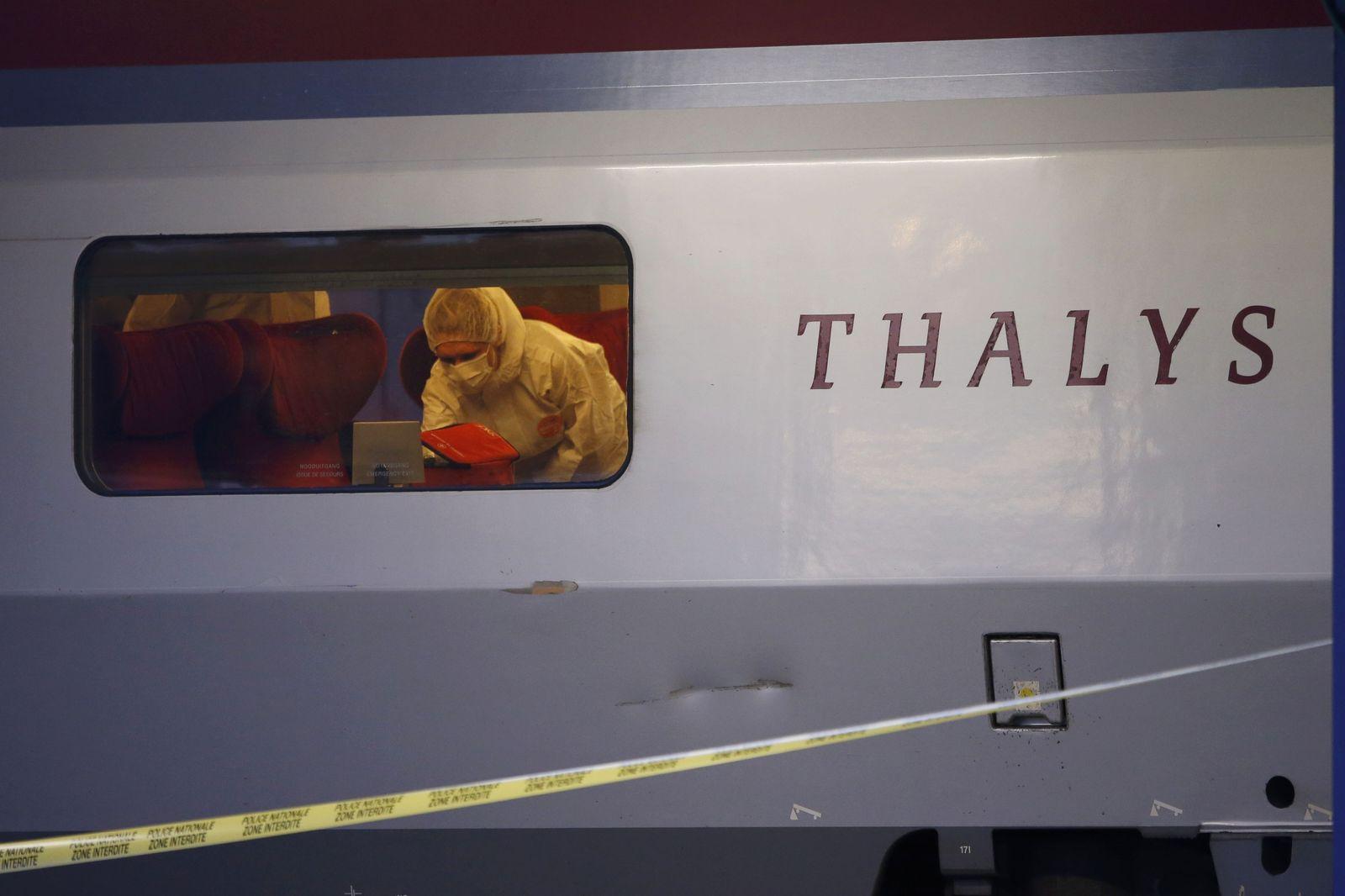 Thalys/ arras
