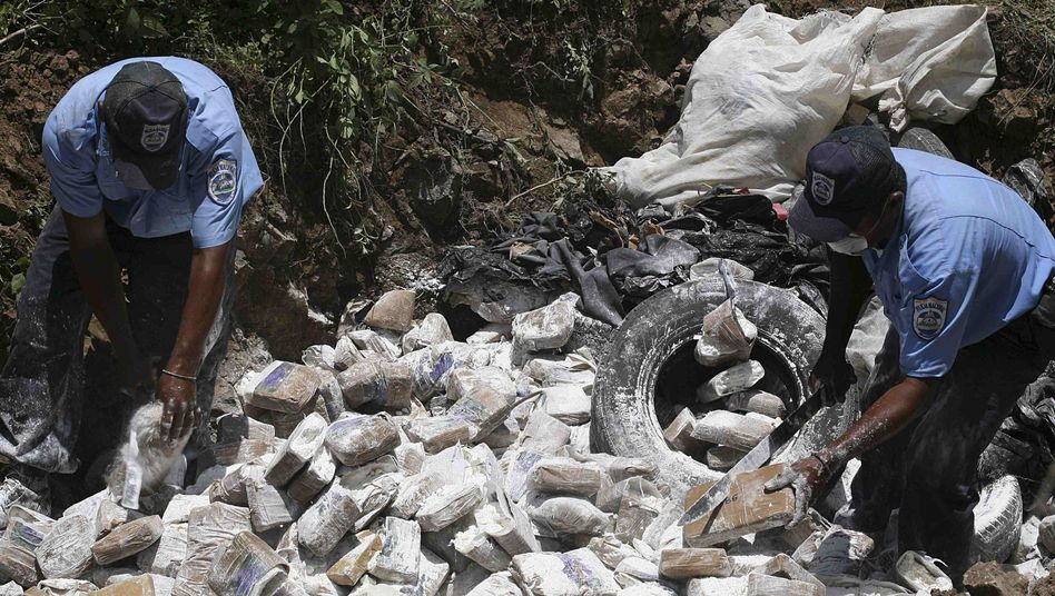 Drogenfund in Nicaragua: Geld aus der internationalen Kriminalität floss ins Finanzsystem