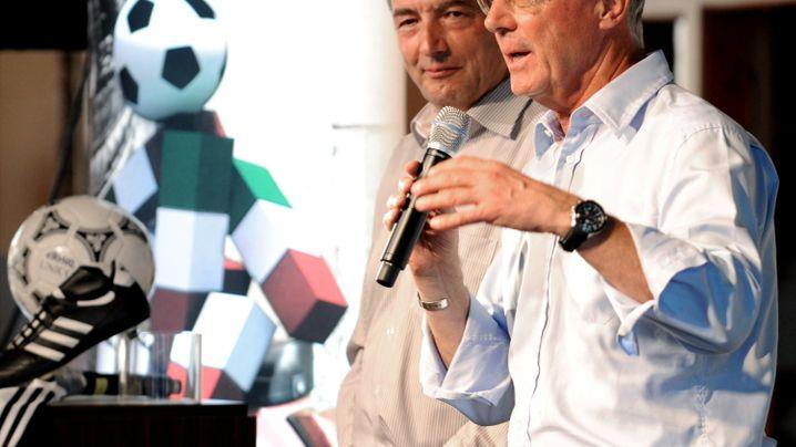 DFB-Präsident Niersbach: Der Netzwerker