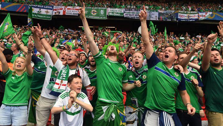 Nordirische Fans: Der stärkste 12. Mann der Welt