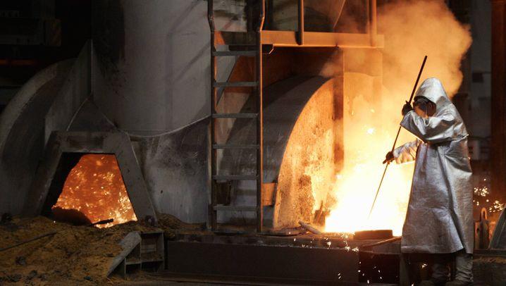 ThyssenKrupp: Industrielegende im Ruhrgebiet