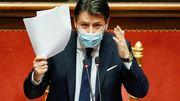 Italiens Ministerpräsident Conte zurückgetreten