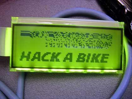 """""""Hack a Bike"""": Code der Bahn für eigenes Logo """"optimiert"""""""