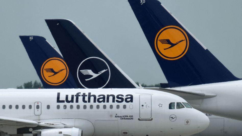 Die Lufthansa wird vorerst nicht mehr über belarussischen Luftraum fliegen