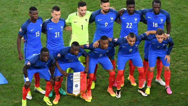"""Deutschland gegen Frankreich: """"Grizou"""" schmeißt die Weltmeister raus"""