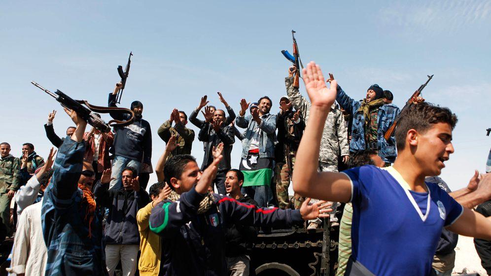 Kampf um Adschdabija: Erfolg für die Rebellen