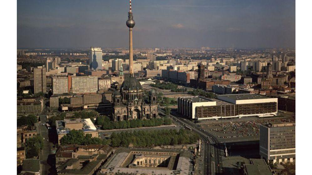 """Bau-Boom in Ost-Berlin: """"Wellkemm tu se käpitell"""""""