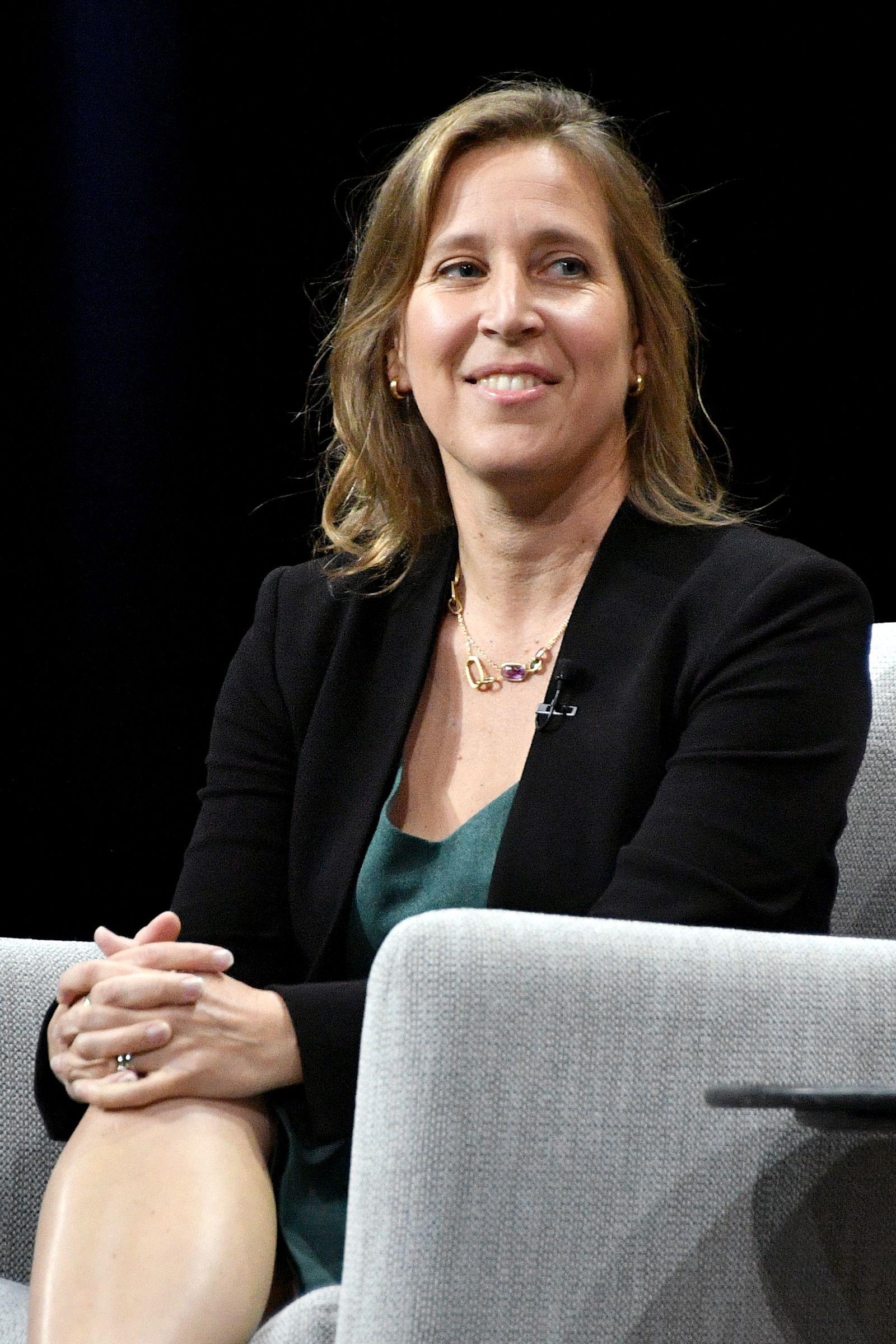 Susan Wojcicki/ YouTube